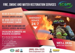 smoke removal service