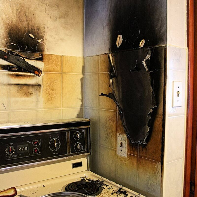 fire damage restoration in Los Angeles