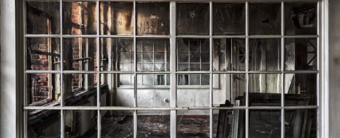 fire damage cleanup in Los Angeles