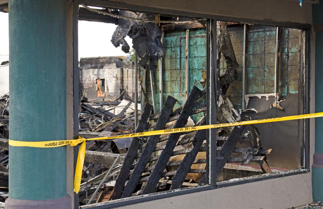 smoke damage restoration in Los Angeles